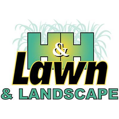 H&H Lawn and Landscape logo