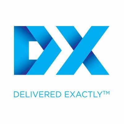 DX Group logo