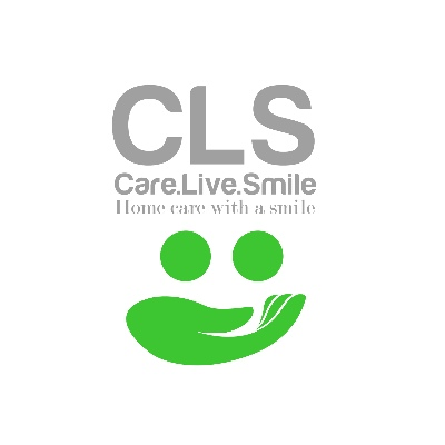 Care.Live.Smile logo