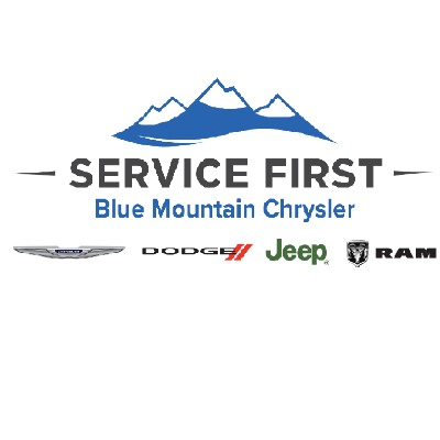 Blue Mountain Chrysler logo