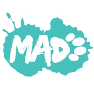 Mad Paws logo