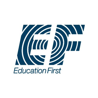 Лого компании EF Education First