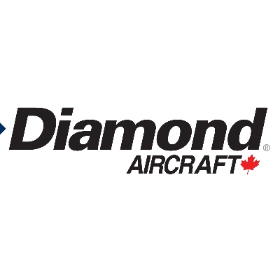 DIAMOND AIRCRAFT INDUSTRIES logo