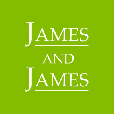James and James Fulfilment Ltd. logo