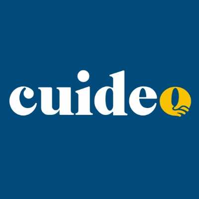 logotipo de la empresa Cuideo