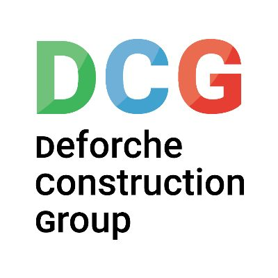 Deforche Construction Group logo