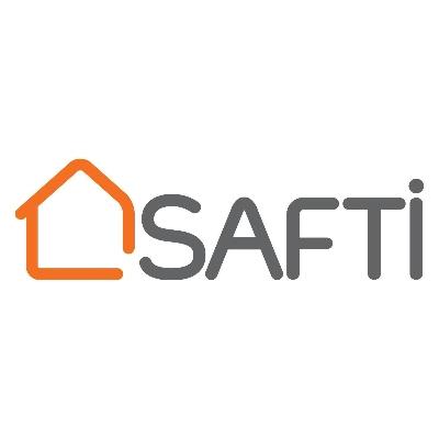 logotipo de la empresa SAFTI