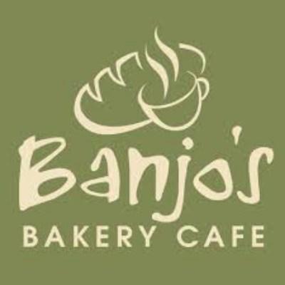 Banjos Bakery Cafe logo