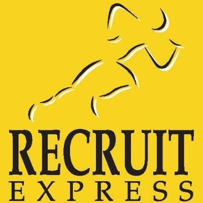 Recruit Express logo