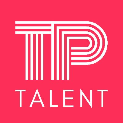 TP Talent logo
