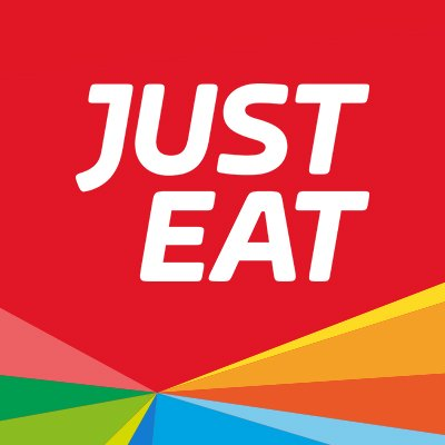 logotipo de la empresa Just Eat