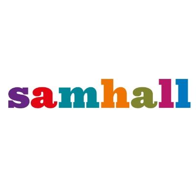 SAMHALL logo