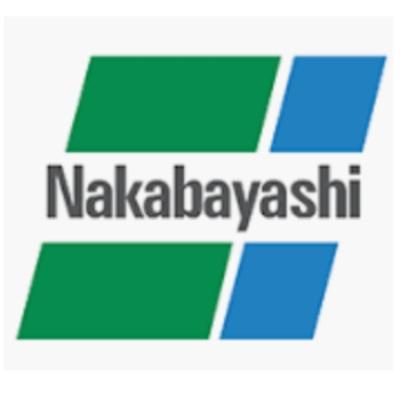 ナカバヤシのロゴ