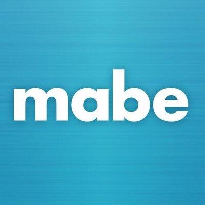 logotipo de la empresa Mabe