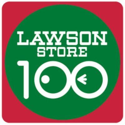 株式会社ローソンストア100のロゴ
