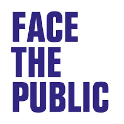 Logo van Face the Public