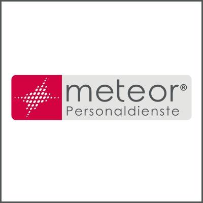 meteor Personaldienste AG & Co. KGaA-Logo