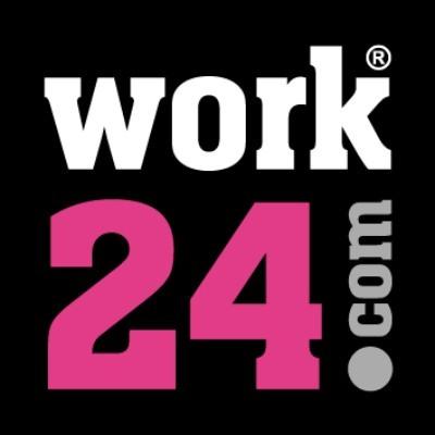 Logo work24.com ag