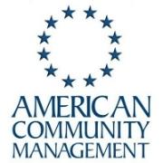 American Community Management logo