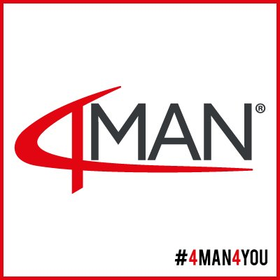 Logo 4 MAN CONSULTING