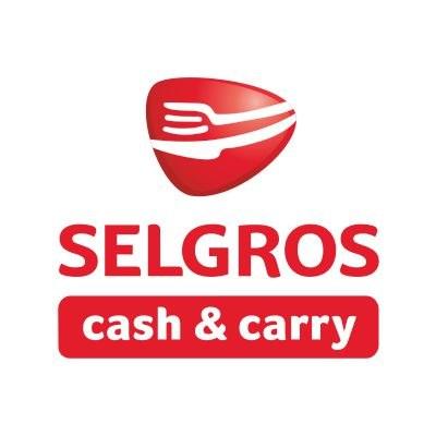Logo firmy - Selgros cash & carry