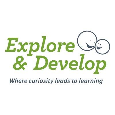 Explore & Develop logo