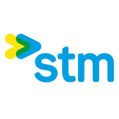 Logo Société de transport de Montréal (STM)