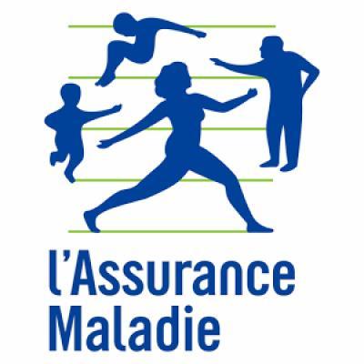 Logo CPAM DE LOIRE ATLANTIQUE