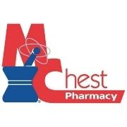 M Chest Pharmacy logo