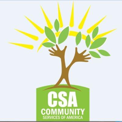Community Services of America logo