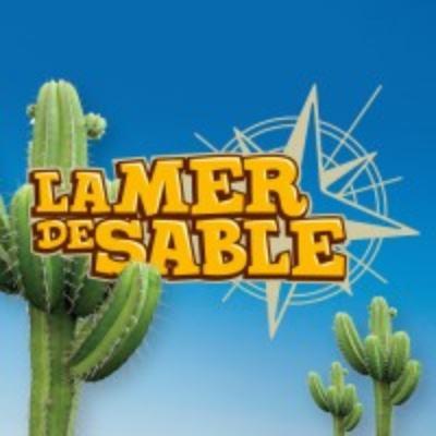 Logo LA MER DE SABLE