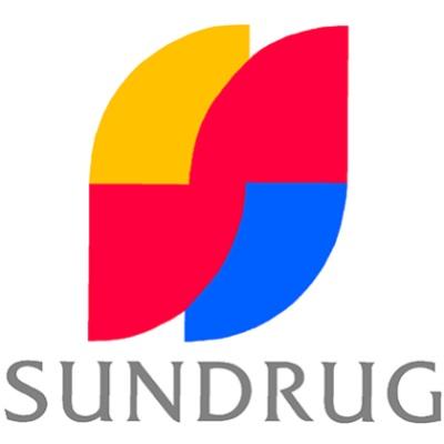 株式会社サンドラッグのロゴ