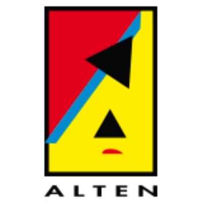 logotipo de la empresa Alten