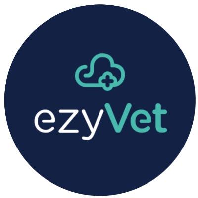 ezyVet logo