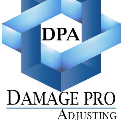 Damage Pro Adjusting logo