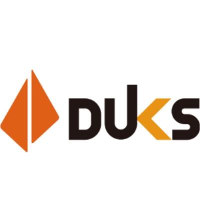 ダックス株式会社のロゴ