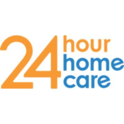 24 Hour Home Care logo