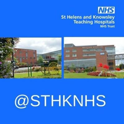 St Helens and Knowsley Teaching Hospitals logo