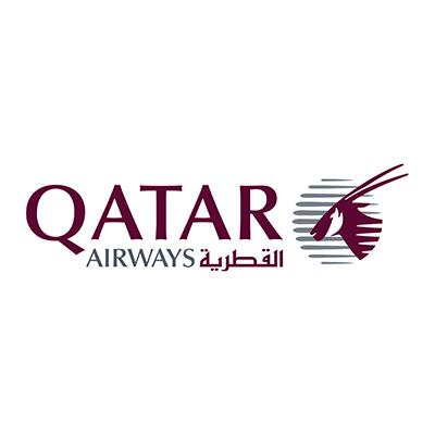 Qatar Airways'in logosu
