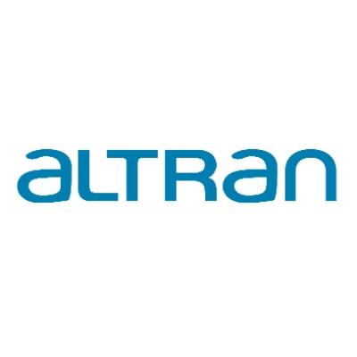 logotipo de la empresa Altran