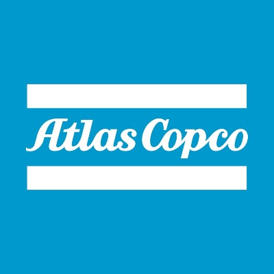 Atlas Copco'in logosu