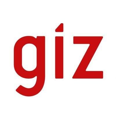 Deutsche Gesellschaft für Internationale Zusammenarbeit (GIZ) GmbH logo