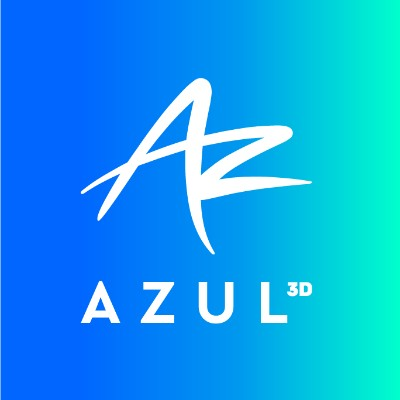 Azul 3D, Inc. logo