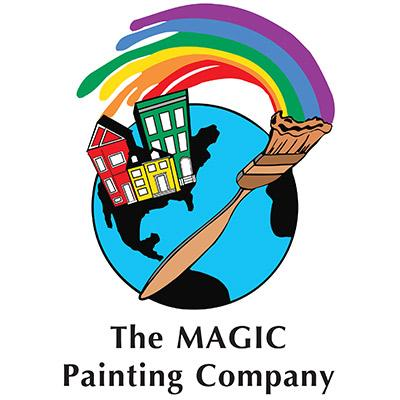 The Magic Painting Company logo