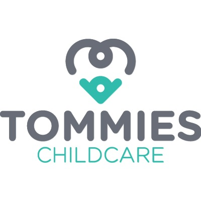 Tommies Childcare logo
