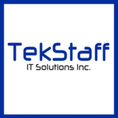 TekStaff IT Solutions logo