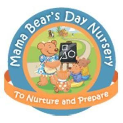 Mama Bear's Day Nursery logo
