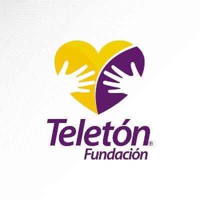 logotipo de la empresa Teletón