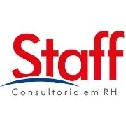 Logotipo - Staff Recrutamento e Consultoria em RH