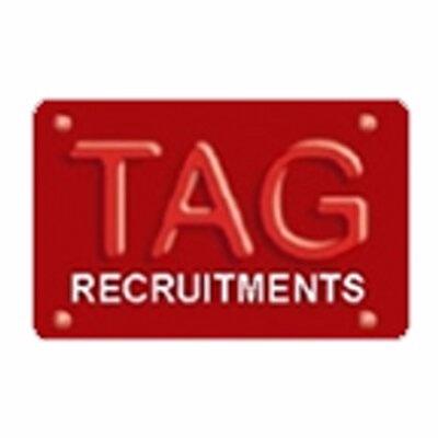 TAG Recruitments logo